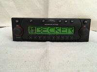 BECKER BE4745 TRAFFIC PRO NAVI / RADIO / CD / AUX / iPHONE / SUBWOOFER