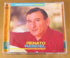 [AC-220] CD -  I GRANDI SUCCESSI ORIGINALI - RENATO RASCEL - 2CD - OTTIMO