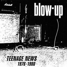 Blow-Up, Blow Up - Teenage News [New CD] Duplicated CD