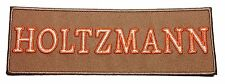 GHOSTBUSTERS III New Movie Holtzmann Name & Ghost (2) Iron-On/Sew On PATCHES