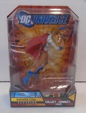 DC Universe: Power Girl Action Figure (2009) Mattel New Wave 10 Figure 4