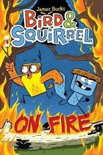 Bird & Squirrel on Fire (Paperback or Softback)
