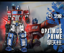 Transformers Optimus Prime MU FULL Metal 3-D Laser Cut Steel Model Kit NEW MP