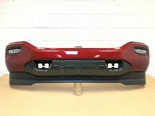 2016 2017 2018 gmc sierra 1500 front bumper 84142479 (glory red color) #6