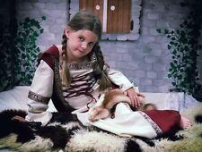 Kinderkleid medieval Fairy Kleid Mittelalter Elfenkleid LARP Burgfräulein Fee