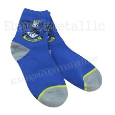 Harry Potter Ravenclaw House LOGO Knit Wool Socks ONE PAIR