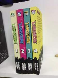 LIVINGSTONE GN Vol 1 2,3,4 Manga Books 9781632363053