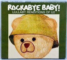 Rockabye Baby!: Lullaby Renditions Of U2 by Rockabye Baby! (CD, Jan-2007, Rockab