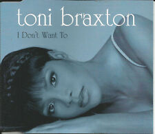 TONI BRAXTON I don't Want to MIXES FRANKIE KNUCKLES CD Single SEALED USA seller