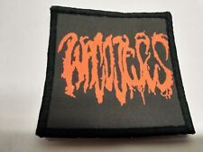 WACO JESUS - Logo Patch Torsofuck Lividity Fleshgrind Meat Shits Putrid Pile CBT