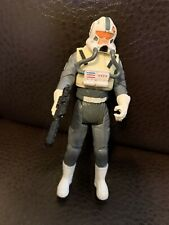 Star Wars Revenge Of The Sith Clone Trooper Pilot Loose With Blaster