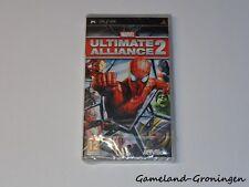 PSP Game: Marvel Ultimate Alliance 2 (NEW/SEALED)