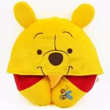 Winnie the Pooh Plush Doll Toys Car Travel Neck Rest Pillow Cushion U Shape