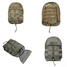 Hunting Tactical Molle Hydration Pack Hydration Backpack Panel Pouch Carrier Bag