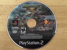 SOCOM II 2 Navy Seals Playstation PS 2 Video Game Disc Only Sony