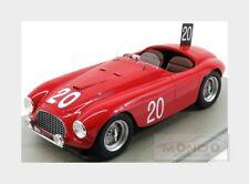 Ferrari 166Mm 2.0L #20 Winner Spa Francorchamps 1949 TECNOMODEL 1:18 TM18-52C