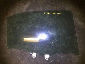 09 10 11 12 13 14 Acura TSX REAR RIGHT DOOR GLASS WINDOW OEM D28