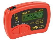 Velleman UTP05 NETWORK CABLE ANALYZER AND IDENTIFIER FOR CAT UTP CABLES