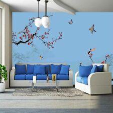 New ListingSpring Shines Flower 3D Full Wall Mural Photo Wallpaper Printing Home Kids Decor