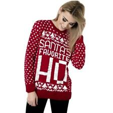 Christmas Jumpers Size 16 for Women