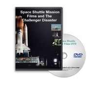 NASA Space Shuttle Challenger Accident & Missions  DVD - A123