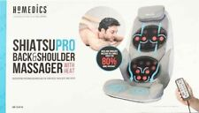 Homedics Shiatsu Pro Back & Shoulder Massager With Heat SBM-1010H-GB Brand New