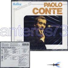 """PAOLO CONTE """"L'ALBUM DI"""" RARO BOX 2 CD 1988 - SIGILLATO"""