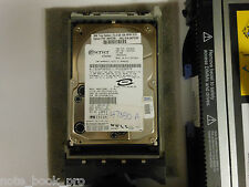 IBM 73.4GB SCSI HDD MAN3735MC 06P5760 WITH IBM CADDY