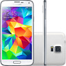 "Samsung Galaxy S5 4G LTE SM-G900A 16GB 5.1"" 2GB RAM Libre TELEFONO MOVIL Blanco"