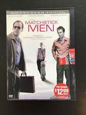 Pre Owned Matchstick Men Dvd Blockbuster Movie
