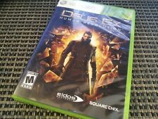 Deus Ex: Human Revolution (Xbox 360 Video Game) Complete SHIPS TODAY