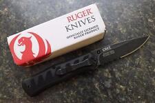 CRKT RUGER Steigerwalt Crack-Shot R1202K Assisted Opening Folding Knife 8Cr13MoV