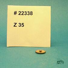 M&B Marklin Ho 22338 Cogwheel Z 35 zahnrad