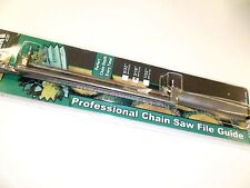 CHAINSAW SHARPENING FILE GUIDE  5/32""