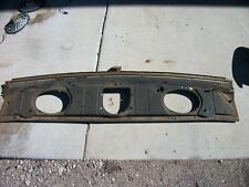 1968 MERCURY PARKLANE BREEZEWAY PACKAGE TRAY WINDOW