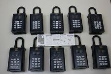 Lot Of 10 Sentrilock Realtor Lockboxes As Is