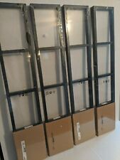 New Listing4 Ikea Lerberg Media Wall Mount Cd Dvd Shelf Rack Storage Black New 10035