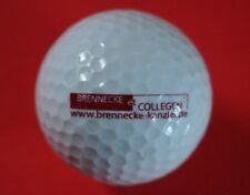Pelota de golf con logo-nº 36-golf bola logotipo logotipo pelotas