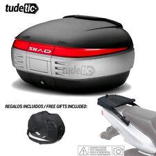 SHAD Kit fijacion y maleta baul trasero + bolsa interna de regalo SH50  MBK XT 6