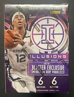 2019-20 Panini Illusions NBA Basketball Blaster Box Factory Sealed Free Shipping