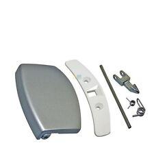 ORIGINAL AEG 4055085551 Griff Türgriff silber Waschmaschine 132146818 1108254