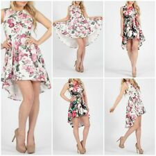 Unbranded Polyester Floral Dresses for Women