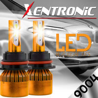 XENTEC LED HID Headlight kit 9004 HB1 White 1987-1987 Oldsmobile Cutlass Salon