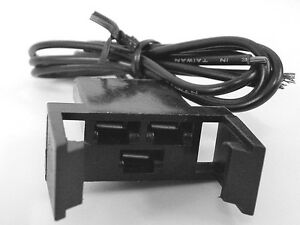 GMC High Low Beam Floor Dimmer Switch Connector Pigtail Plug Wiring Harness