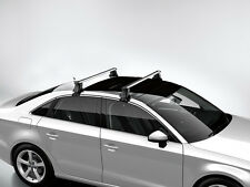8V5071126  2015-2016 AUDI A3 SEDAN BASE ROOF CARRIER RACKS