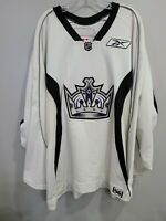 Autographed Reebok Los Angeles Kings Tyler Toffoli 73 Practice Game Worn Jersey