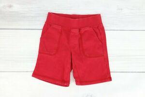 Gymboree Little Boys Active Athletic Comfy Shorts Size 4T Red