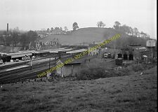 Yeovil Town Railway Station Photo. Great Western Railway and L&SWR Joint (20)