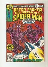 PETER PARKER, THE SPECTACULAR SPIDER-MAN #27 F- (Marvel,1978) JC PENNY REPRINT