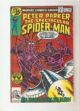 PETER PARKER, THE SPECTACULAR SPIDER-MAN #27 FN- (Marvel,1978) JC PENNY REPRINT